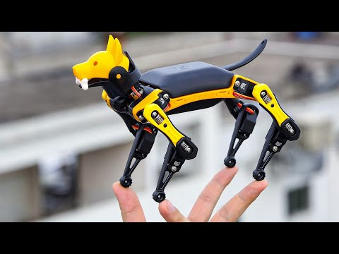 10 Real Life Smart Robot Toys Inventions ▶Rs.500 Dog Robot You Must Have