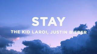 The Kid LAROI, Justin Bieber  STAY (Lyrics)