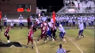 Ken Gunter SR Season Highlights - McCormick HS 2014