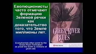 Является ли Зеленая Речка   доказательством тому что земле  миллионы лет? Др. Кент Ховинд
