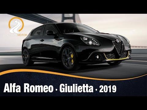 Alfa Romeo Giulietta 2019 | Información y Review