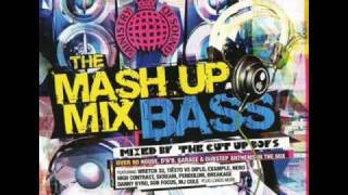 DJ Fresh Vs Fatboy Slim- Gold Dust & Rockafella Skank M.O.S HQ!