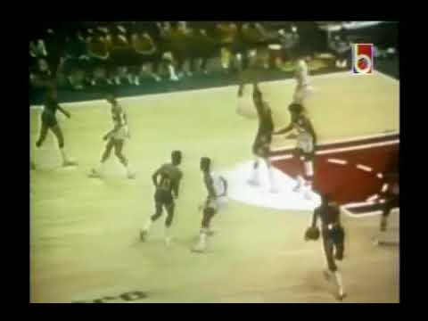 1975 NBA Finals: Golden State vs Washington