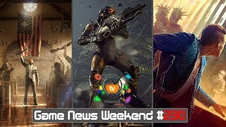 Игровые Новости — Game News Weekend #230 | (Cyberpunk 2077, Anthem, Far Cry 5, BF 1 Apocalypse)