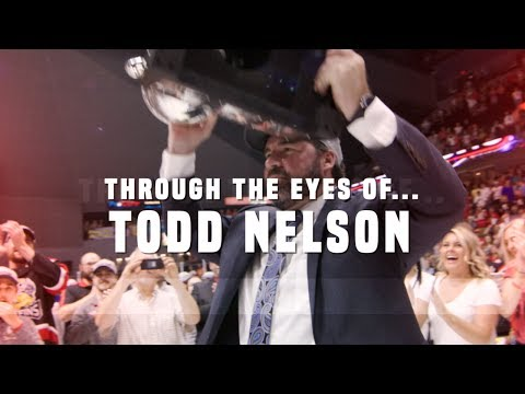 Through the Eyes of: Todd Nelson - Calder Cup Champions