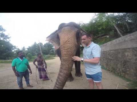 Sri Lanka Holiday 2015 GoPro 4 silver