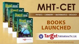 MHT-CET 2019 Books - Target Publications