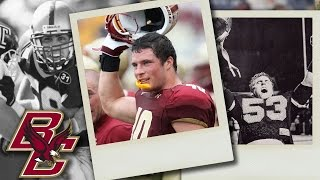 Boston College's Top 5 All-Time Linebackers, An Eagle Legacy