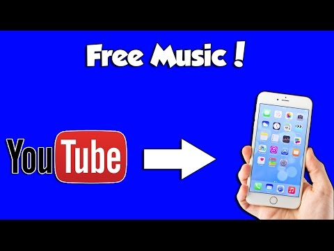 HOW TO GET FREE MUSIC ON AN IPHONE FAST & EASY!!!!