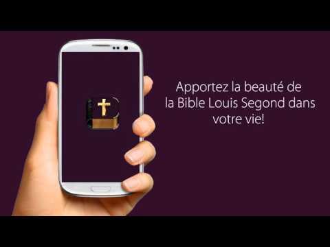 SEGOND TÉLÉCHARGER EN GRATUITEMENT BIBLE FRANCAIS LOUIS LA