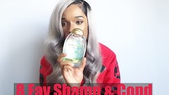 Top 8 Favorite Shampoos & Conditioners ( Extensions & Natural Hair )