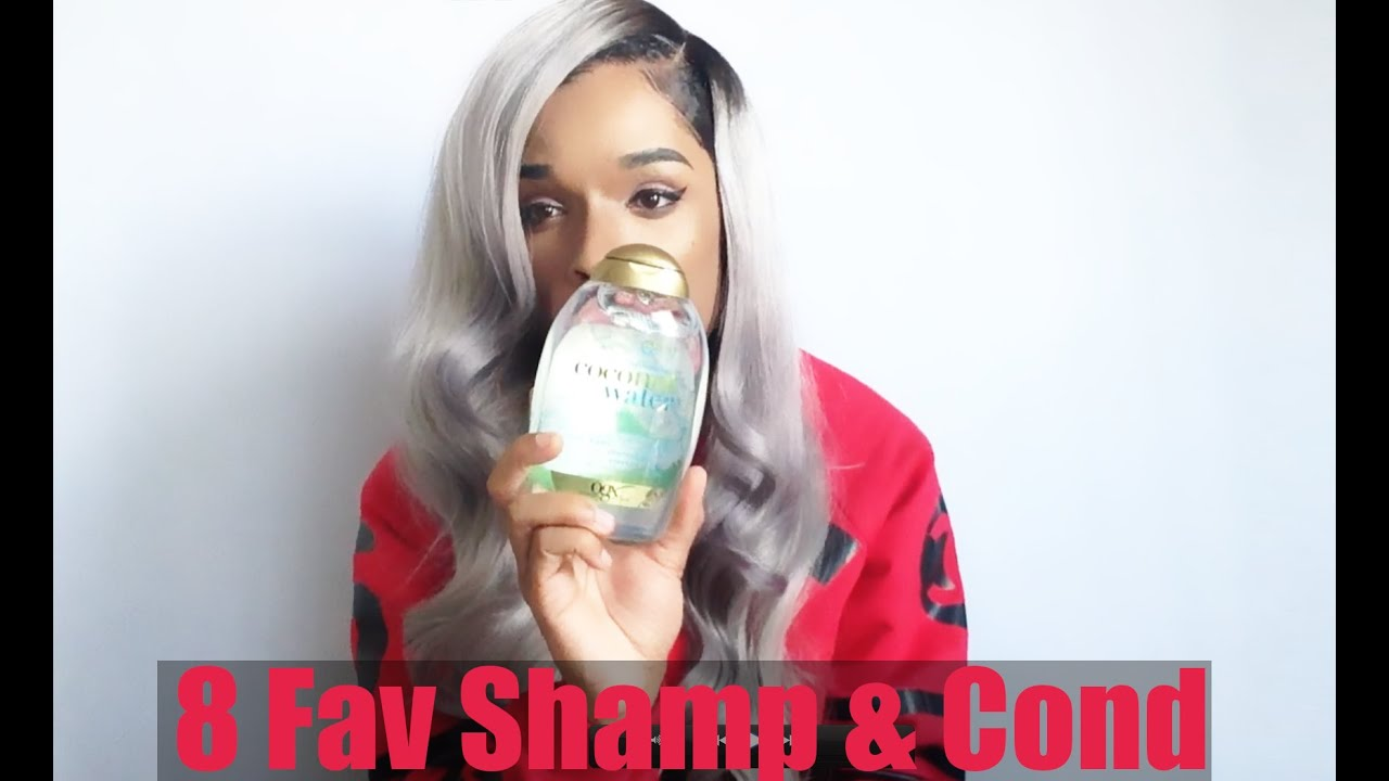 Top 8 Favorite Shampoos Conditioners Extensions Natural Hair