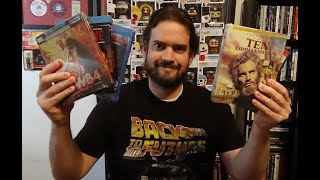 Blu-ray Hunting Out and About! Wonder Woman 1984 and Dredd 4K Steelbooks. Religious Movies & More