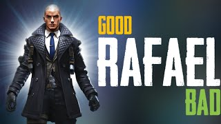 Gambar cover Rafael Full Review ( Good Points & Bad Points ) || Best skill slot Combination || 🔥