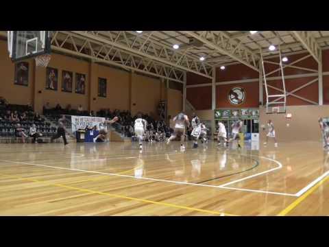 Big V Mens Basketball Craigieburn Eagles v Southern Peninsula Sharks - 8 April 2017