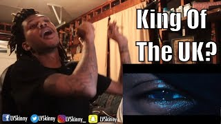 (UK Grime) Bugzy Malone - Bruce Wayne(Reaction Video)