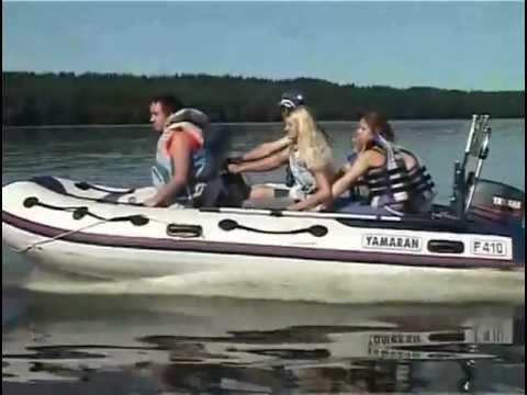 Лодки YAMARAN -1 часть
