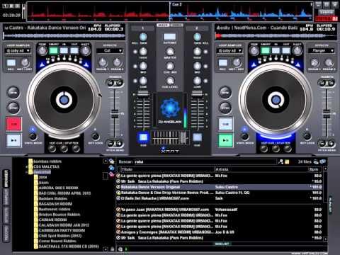 Tanda Recordando cuando mezclaba con virtual dj By Djcobypty