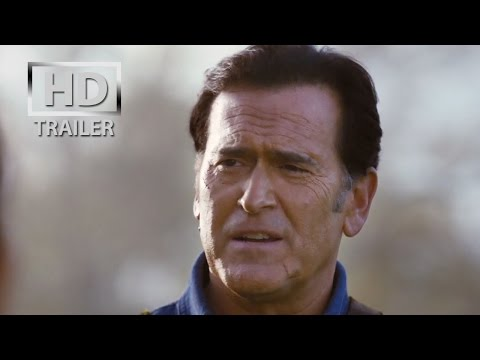 Random Movie Pick - Ash vs Evil Dead | official trailer Comic-Con 2015 Bruce Campbell YouTube Trailer