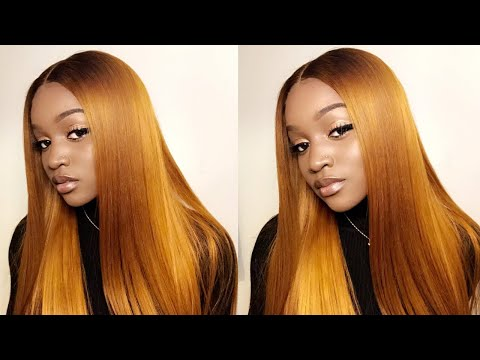  Detailed  NEW WIG ALERT! How I Got This Cinnamon Ginger Look   Sugaplums Hair Collection