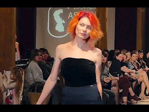 Union of Hairdressers & Cosmetologists Caspian Fashion Week 5th Season - Fashion Channel