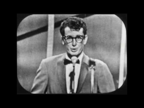 "Buddy Holly -Oh Boy ""Screencaps""   Live on Sunday Night at the London Palladium 2nd March, 1958"
