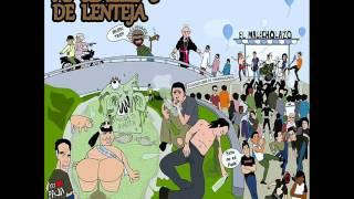 Kabeza de Lenteja - Pedazo de Hp (No me gusta el reggaeton)