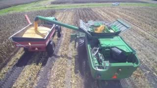 2016 Corn Harvest - Branch & Branch Farms
