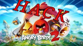 هاكر قلتش لعبة Angry Birds 2 للاندرويد |بدون روت