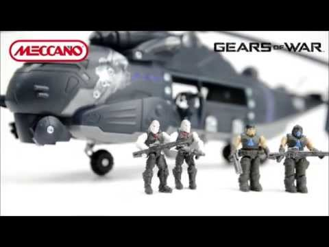 gear of war 3 lego how to make dom