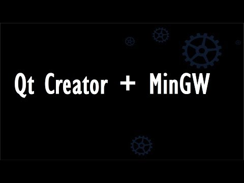 Practical Compilation #1: Installing Qt Creator and MinGW