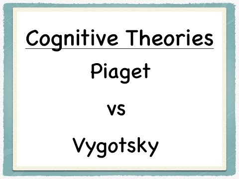 main differences between piaget and vygotsky