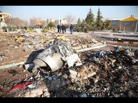 Иран признал вину в крушении украинского лайнера