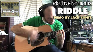 Riddle - Video by Jack Conte - Envelope Filter for Guitar