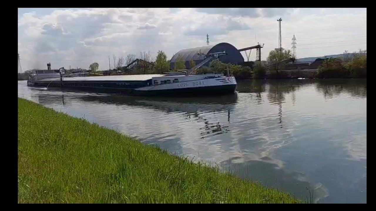 ชมบรรยากาศสวยๆแม่น้ำMoselle ณ ฝรั่งเศส