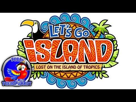 Let's Go Island (Sega RingWide) - Teknoparrot 0 53 - Love To Your Videos