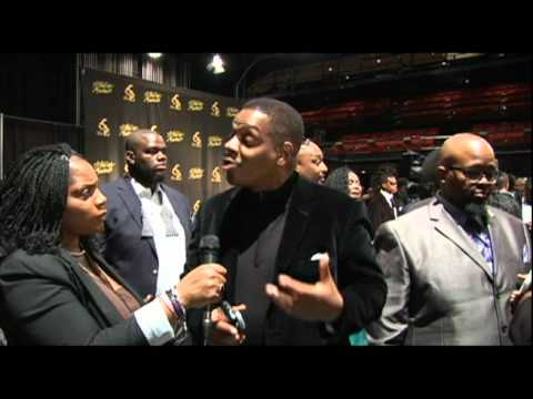 Interview with Walt Whitman at the 2011 Stellar Awards