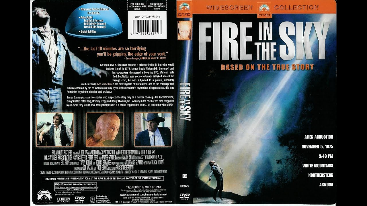 fire in the sky 1993 movie review youtube. Black Bedroom Furniture Sets. Home Design Ideas