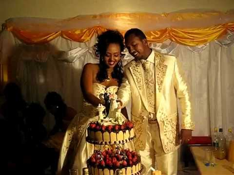 WEDDING IN ADDIS ABABA SHERATON HOTEL - YouTube