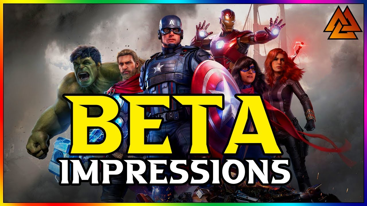 Marvel Avengers 🦸♂️ Beta HANDS-ON! Is it Worth The Download or Just Another Let-down?