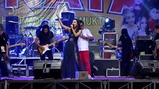 Duet Rena KDI feat sang Mantan Maafkan MONATA || Live sidomukti Margoyoso PATI 30 Agustus 2018