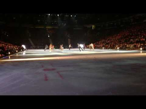 Canadian Stars On  Ice 2017 Act 1 Group Number