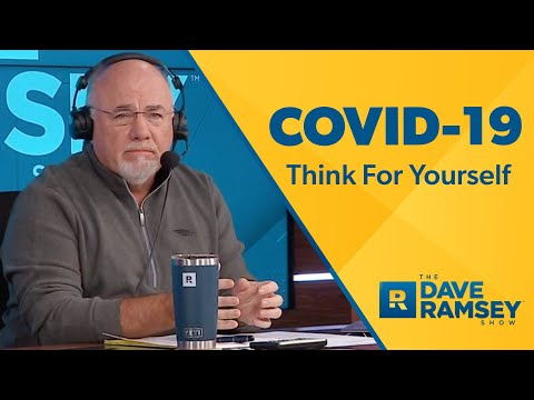 Why It's Important To Think For Yourself During COVID-19!