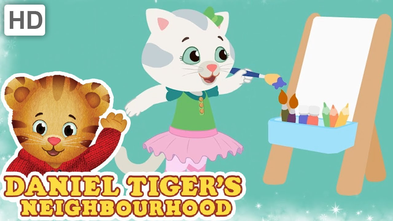 It is a picture of Massif Daniel Tiger Images