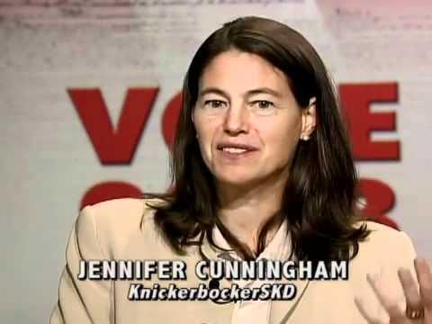 One to One: Jennifer Cunningham, Political Consultant, KnickerbockerSKD