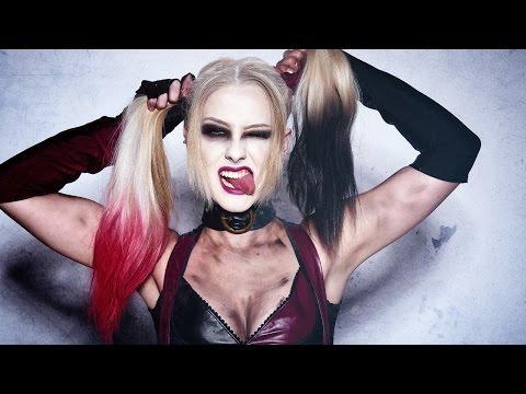 La Historia de Harley Quinn - Pelicula Completa en ESPAÑOL (Batman Arkham Saga)