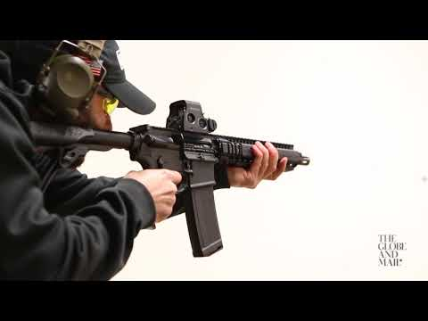 The AR-15 In Canada: What You Need To Know