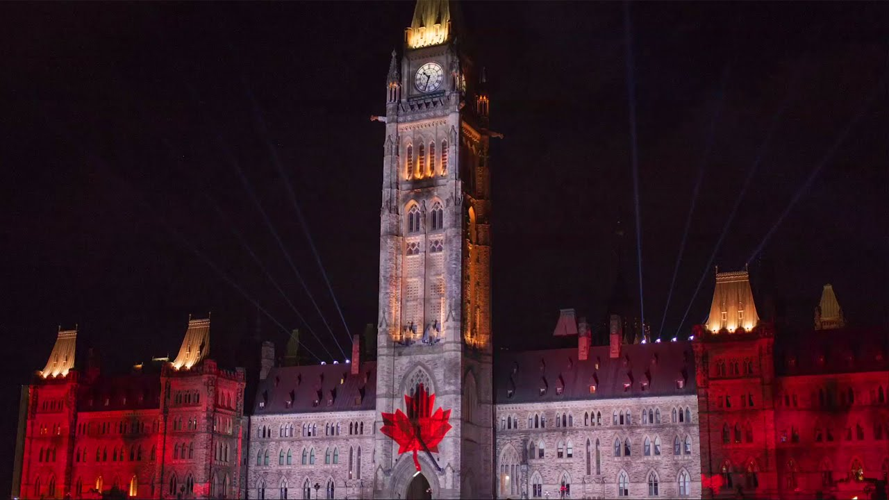 Northern Lights Sound And Light Show Ottawa Tourism