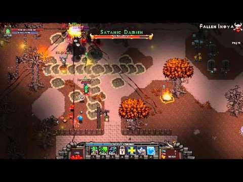 Hero Siege Amazon - Fallen Inoya (Uber Damien)
