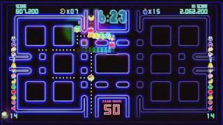 Pac Man CE DX - Manhattan Score Attack